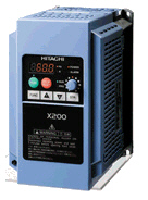 Hitachi X200 AC Drive