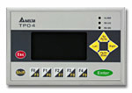 Delta TP04G-AS1 / TP04G-AS2 Series Text Panels