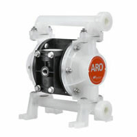 "Ingersoll Rand 3/8"" Non-Metallic Compact Diaphragm Pumps"