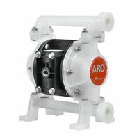 "Ingersoll Rand 3/8"" Non-Metallic Compact Diaphragm Pumps"