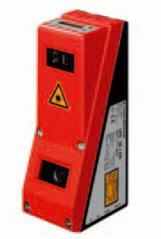 Leuze Line Profile Detection Sensors LPS 36