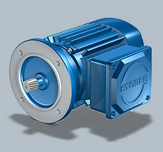 Stober MGS IE2 System Motor