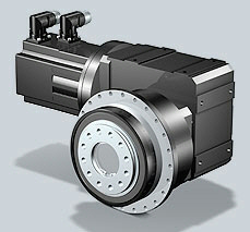 Stober SMS EK-ED PHK Right-Angle Planetary Geared Motor