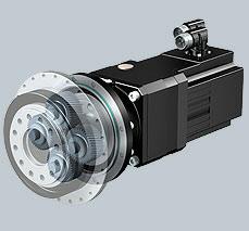 Stober SMS EK-ED PHQA Planetary Geared Motor