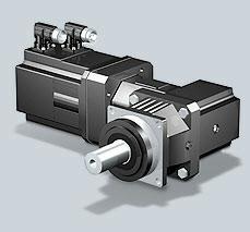 Stober SMS EK-ED PKX Right-Angle Planetary Geared Motor