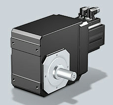 Stober SMS K Helical Bevel Geared Motor