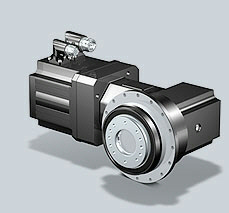 Stober SMS PHKX Right-Angle Planetary Geared Motor