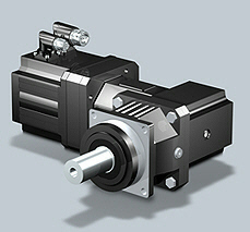 Stober SMS PKX Right-Angle Planetary Geared Motor