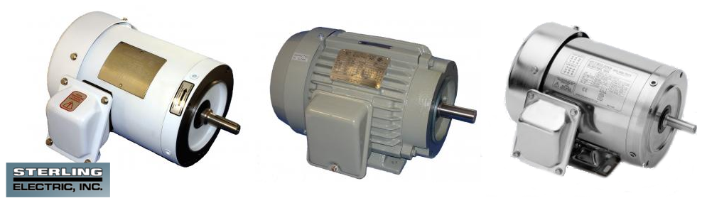 sterling electric motors