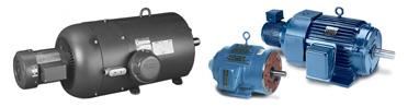 LEESON Inverter Rated Three Phase Motors