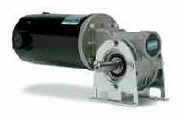 LEESON Series 12 - Right-Angle Series DC Gearmotors