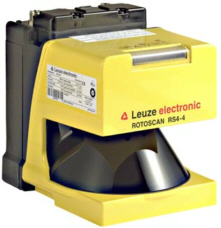Leuze Rotoscan RS4 - AS-i Safety Sensors Integrated AS-Interface