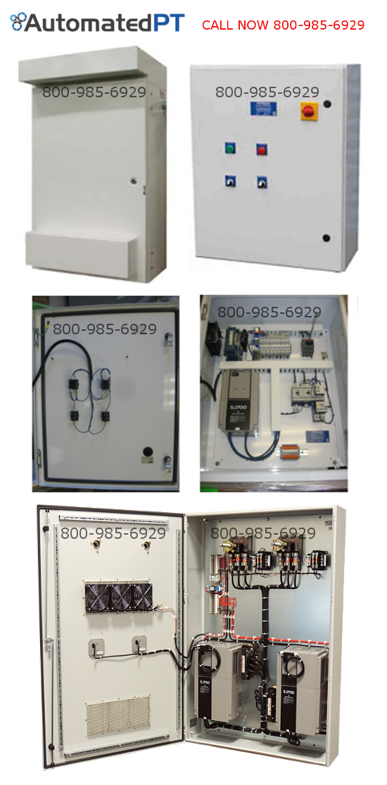 Hitachi L100M Series 005NFE Drive Panels