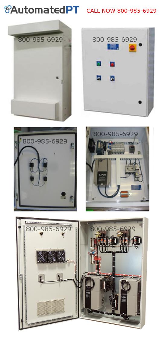 Hitachi L100M Series 037LFU Drive Panels