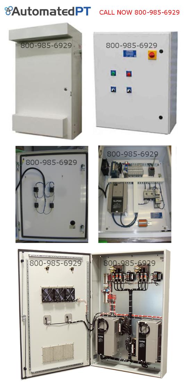 Hitachi L100M Series L100-007HFE-HFU AC Drives Drive Panels