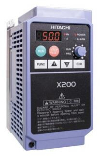 Hitachi X200 Series X200-055LFU