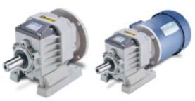 LEESON P7472045.B1 5 HP Gear Reducers