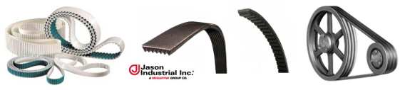 Jason Power Transmission Belts Part Numbers - Page 85