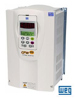 WEG CFW-0900 VFD