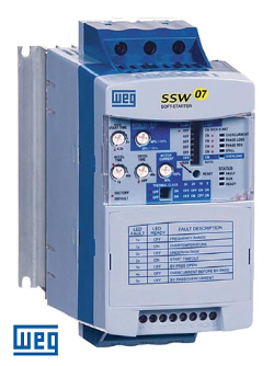 WEG Soft Starter SSW-07 6hp - 400hp