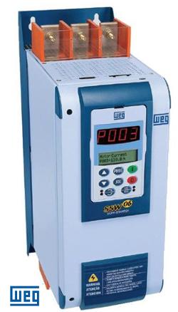 WEG Soft-Starter SSW060016T2257ESZ 575V