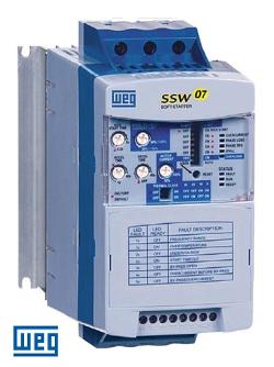 WEG Soft Starter SSW070085T5SZ
