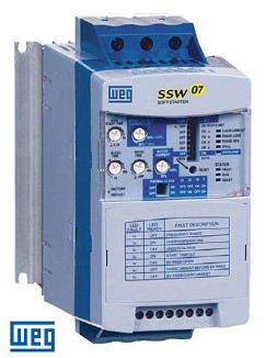 WEG Soft Starter SSW070365T5SH1Z