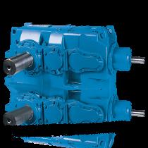 Hansen P4 Multistage Gear Units