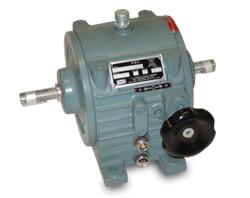 Hydrostatic Speed Variator HSV
