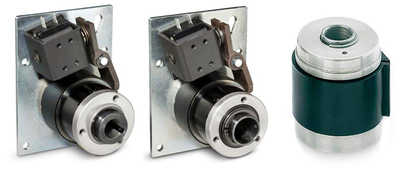 An Industrial Wrap Power Spring Transmission Clutch